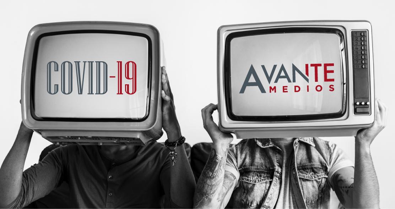 Consumo de televisión durante la crisis del Covid19