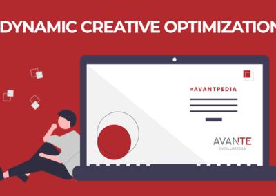 ¿Te suena el término Dynamic Creative Optimization?
