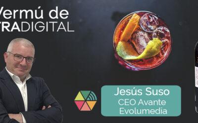 Jesús Suso se toma un vermú con Extradigital