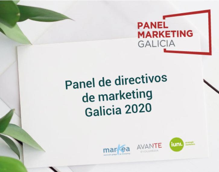 V Panel de Marketing Galicia 2020-2021