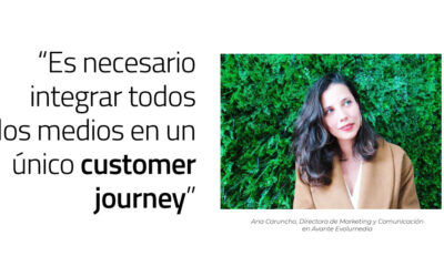 Entrevista a Ana Caruncho en Rúbrica