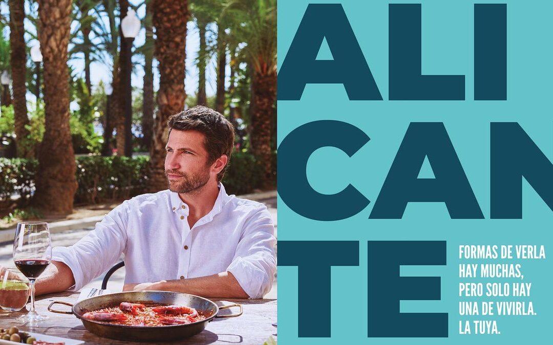 Agencia de medios de la campaña Turismo Alicante