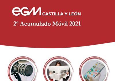 EGM 2º Acumulado Móvil CASTILLA Y LEÓN 2021