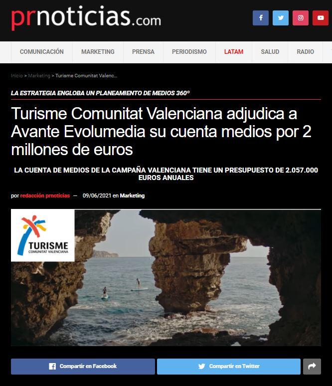 PR-Noticias_Turisme-Comunitat-Valenciana_Avante