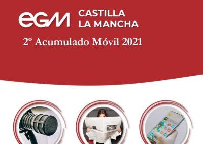 EGM 2º Acumulado Móvil CASTILLA LA MANCHA 2021
