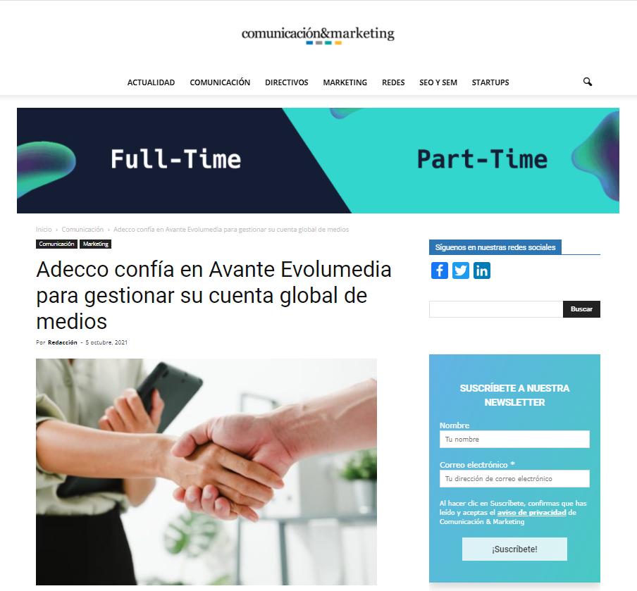 Comunicacionymarketing-Avante-gestiona-campaña-medios-Adecco