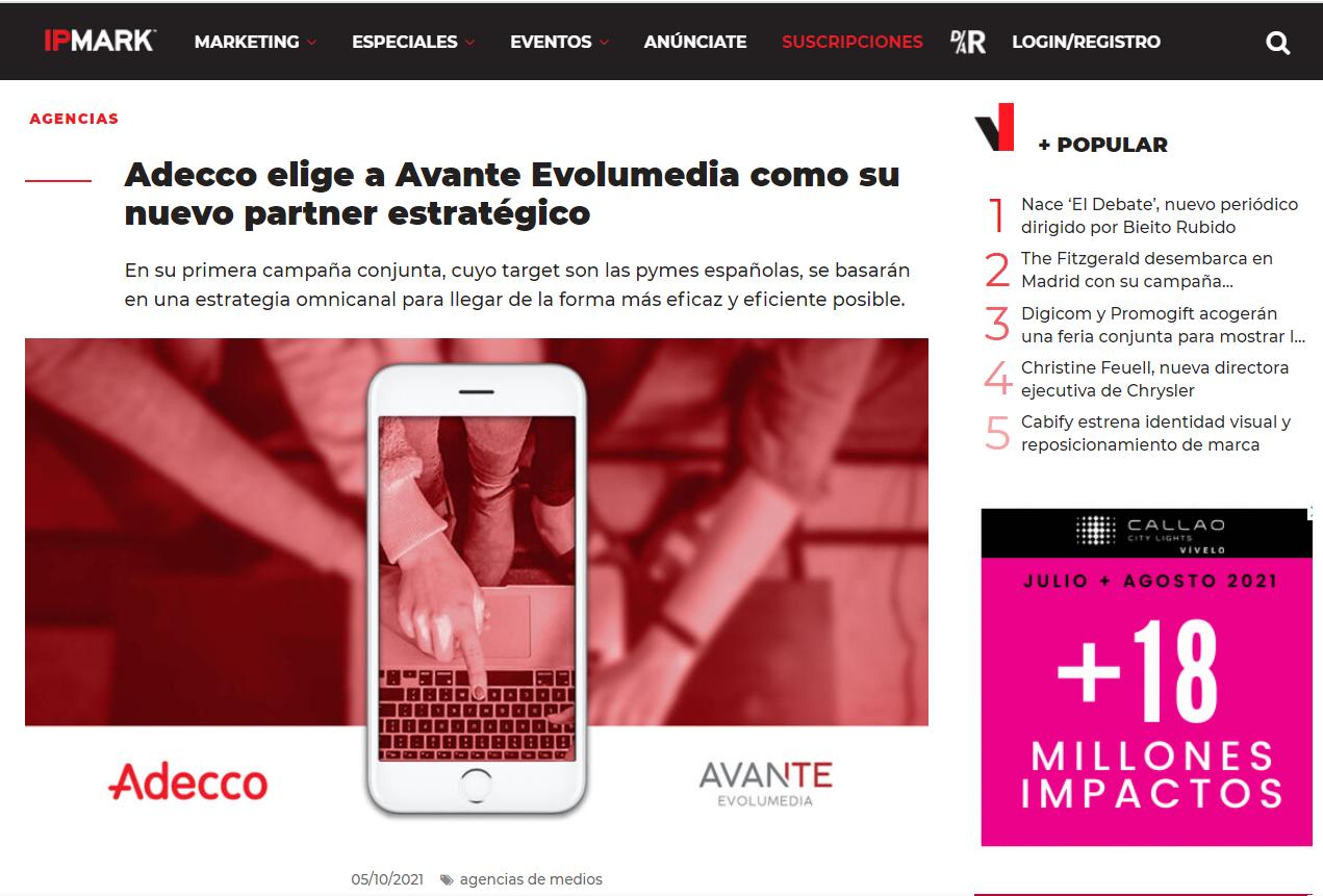 IPMARK-Avante-gestiona-campaña-medios-Adecco