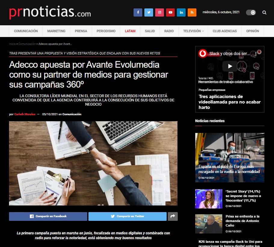 PRNOTICIAS-Avante-gestiona-campaña-medios-Adecco