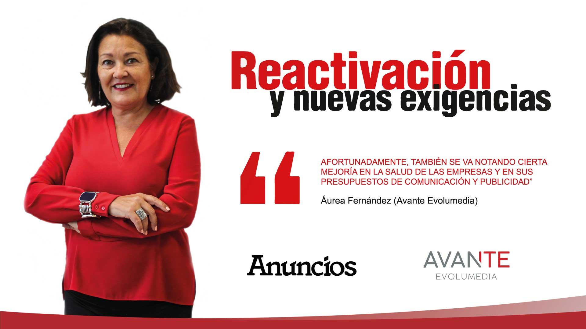 Revista-Anuncios_Aurea-fernandez_Avante-Evolumedia